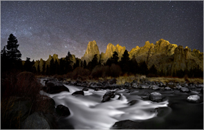 Central Oregon Night Sky Photography Workshop