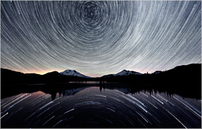 The Cascade Range 2014 Night Sky Photography Workshop