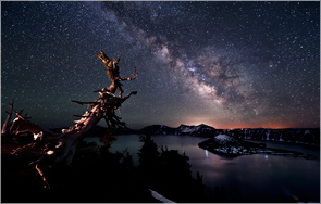 Crater Lake & Crater Lake National Park, The Cascade Range, & Smith Rock 2014 Night Sky Photography Workshop