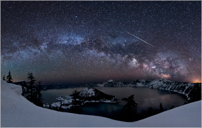 Crater Lake National Park 2014 Night Sky Photography Workshop