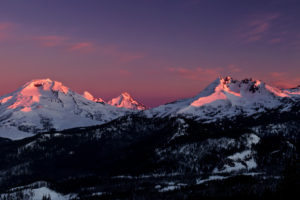The Cascade Range Night Photography Workshop