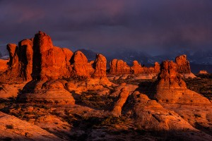 Arches National Park Night Sky Photography Workshop