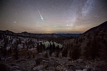 Taurid Meteor Shower