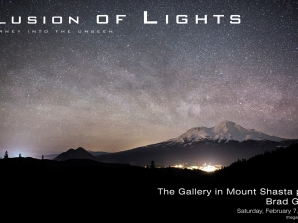 Gallery Opening in Mount Shasta