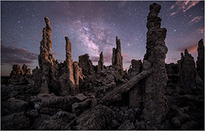 2018 Mono Lake Night Photography Workshop