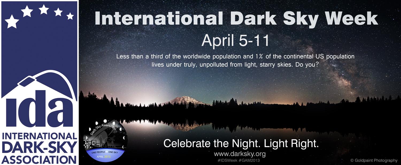 International Dark Sky Week | Goldpaint Photography