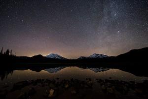 Cascade Range Night Sky Photography Workshop