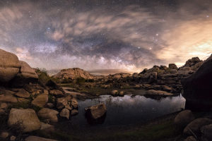 Joshua Tree National Park Night Sky Photography Workshop