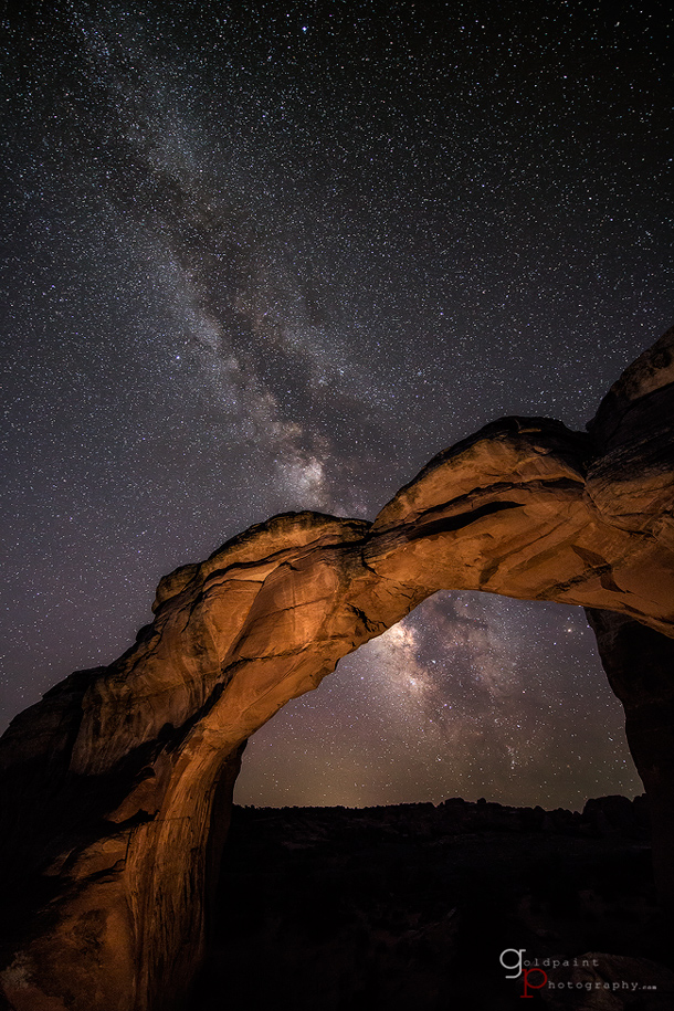 Milky Way - Arches National Park