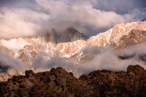 Mount Whitney - Eastern Sierra