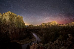 Smith Rock State Park Night Sky Photography Workshop