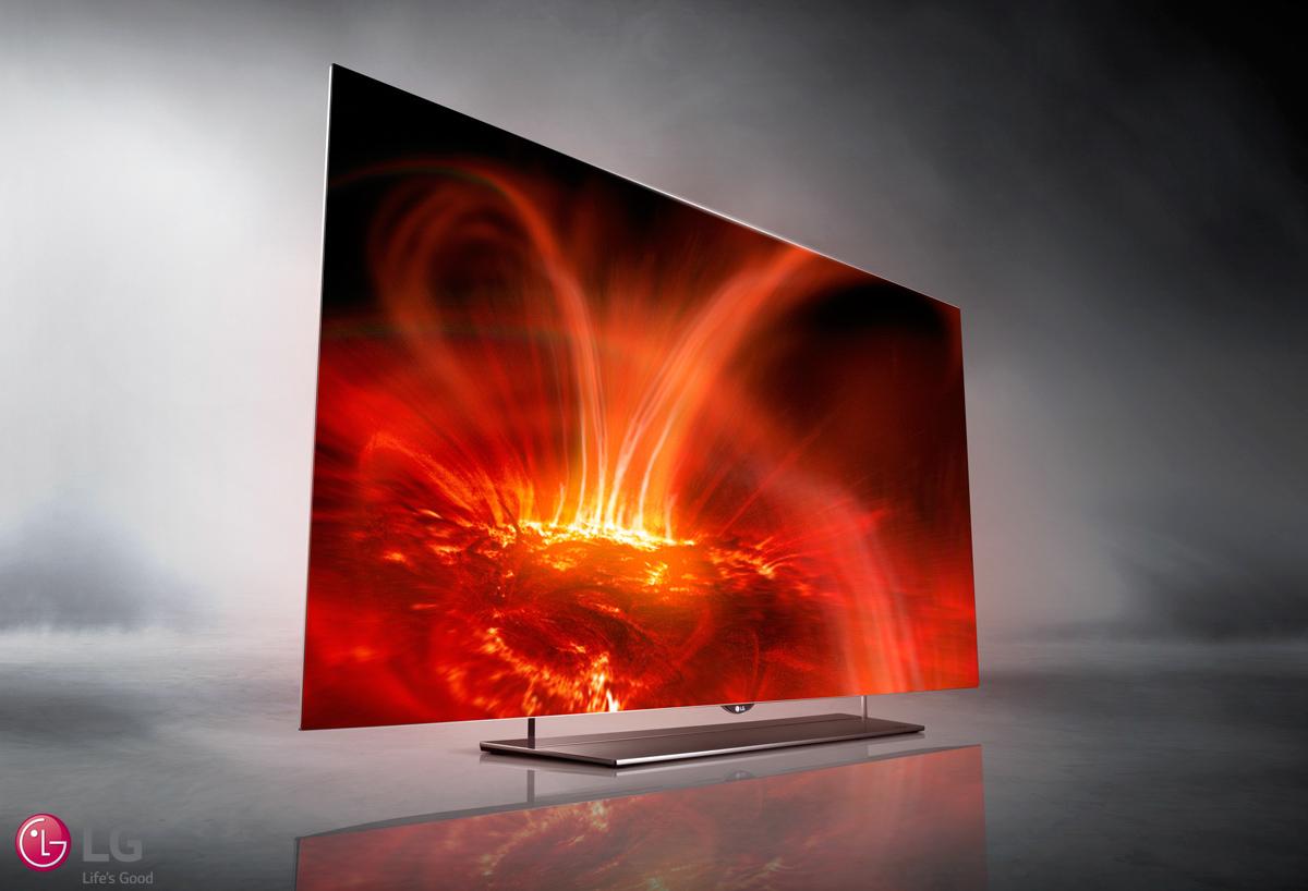 LG 55EF9500 OLED 4K Smart TV