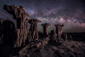 2018 Eastern Sierra Night Photography Workshop