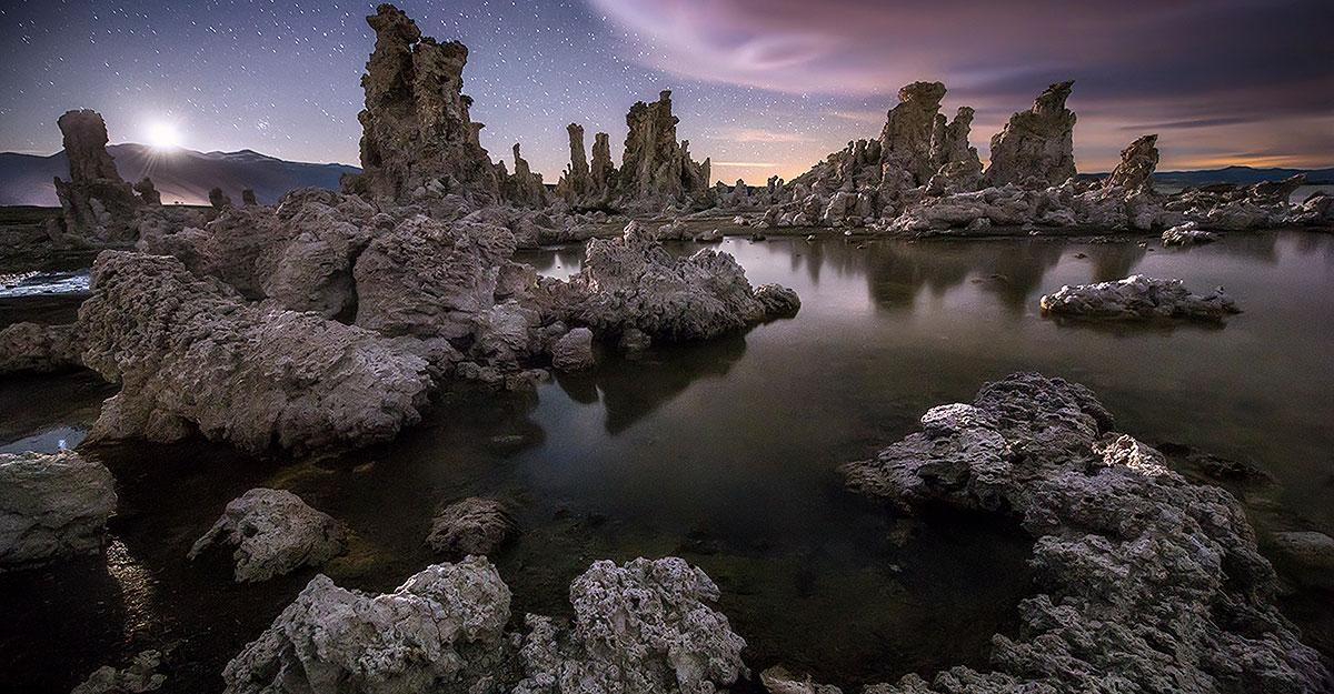 Mono Lake Night Sky Photography Workshop