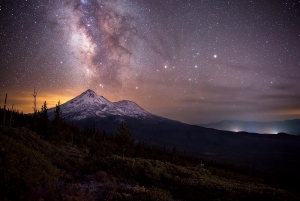 Mount Shasta Night Photography Workshop