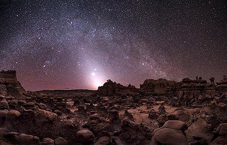 Central Utah Night Sky Photography Workshop
