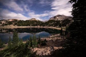 Lassen Volcanic National Park Night Photography Workshop