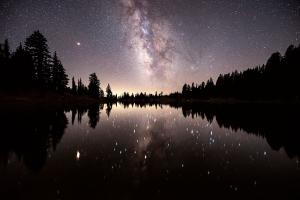 Lassen Volcanic National Park Night Photography Workshop