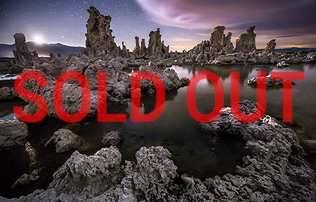 Mono Lake Night Photography Workshop