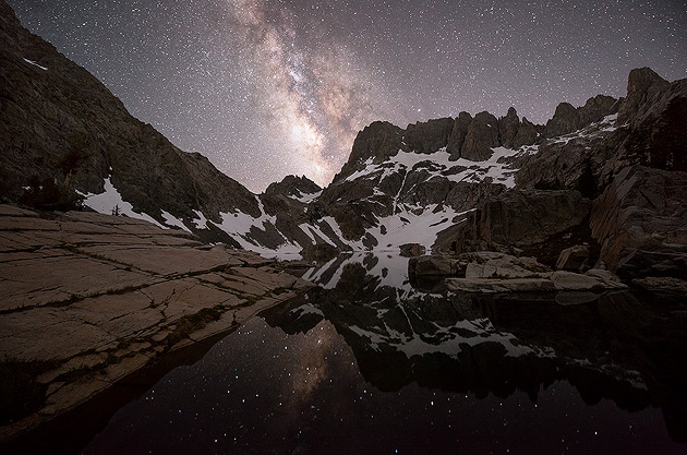 Edit the Milky Way Video Tutorial