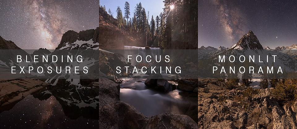 Night Photography Video Tutorials