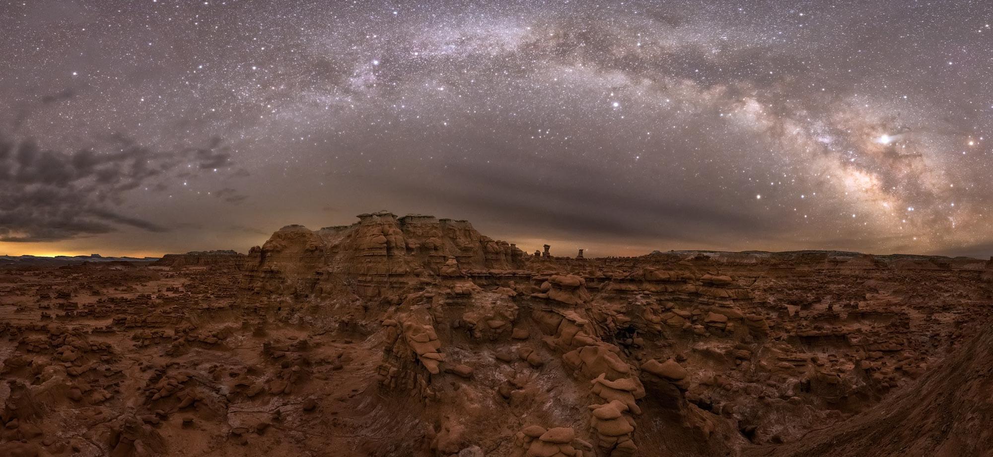 Central Utah 2020 Night Photography Workshop