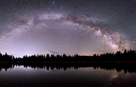 Mount Shasta Night Photography Workshop