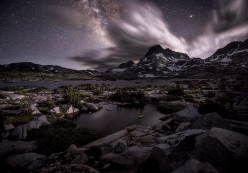 Photographing the Milky Way and Moonlit Landscapes