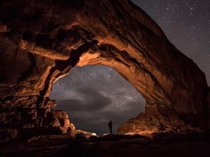 The North Window - Arches National Park