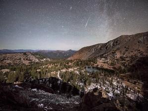 Taurid Meteor Shower