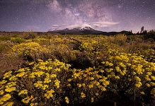 Mount Shasta Alumni Night Photography Workshop: June 15 – 17, 2021