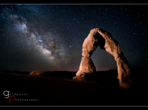 Arches: Portals to the Night Sky